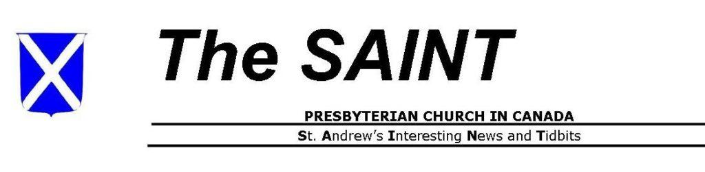 Saint ClipArt2